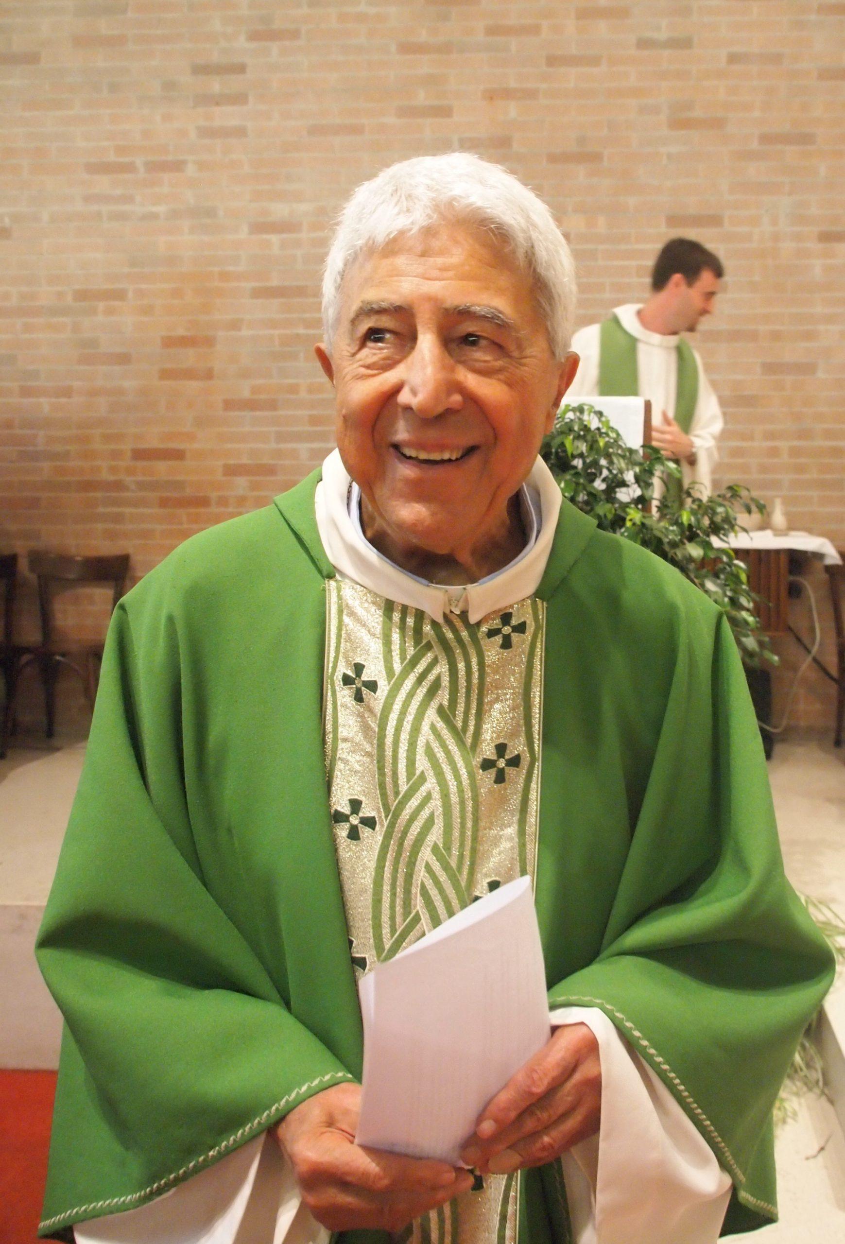 Intervista Padre Ciman