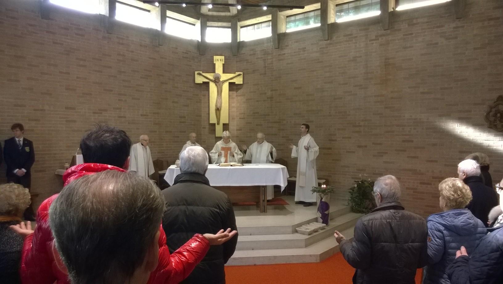 L'8 dicembre degli Ex-Alunni, Santa Messa, assemblea e convivialità